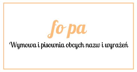 fo pa